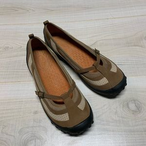 Privo by Clark's leather slip on shoes